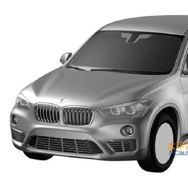 BMW Siapkan X1 Dengan Wheelbase Lebih Panjang?