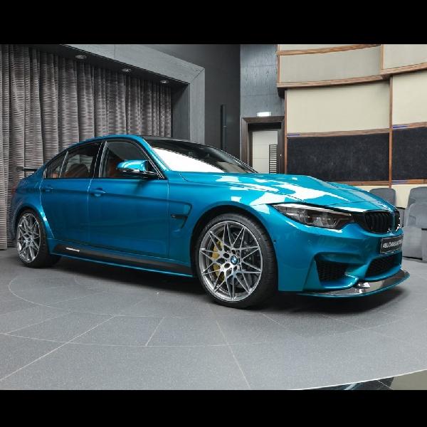 BMW Tawarkan Penunjang Penampilan untuk M3