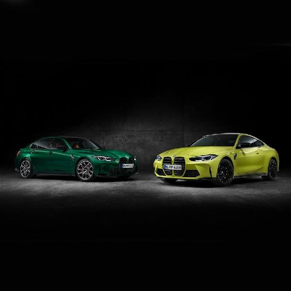 BMW M3 Dan M4 2021, Gabungan Tampilan Kontroversial AWD Dan Tenaga Hingga 503 HP