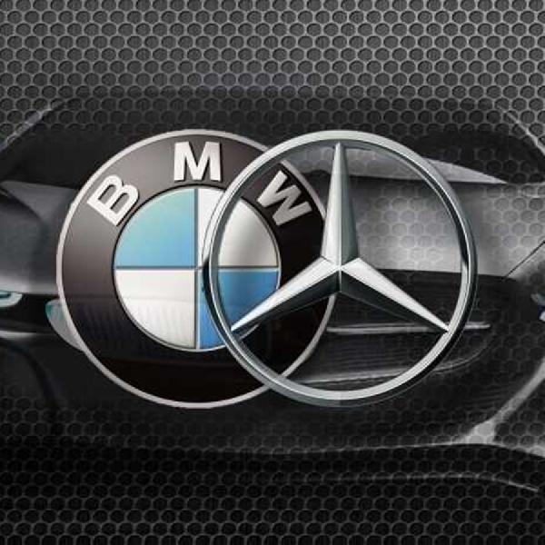 Mercy dan BMW Kembali Jajaki Kerjasama
