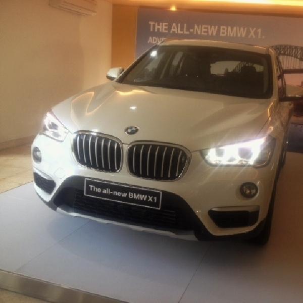 All New BMW X1 Resmi Mendarat di Jakarta