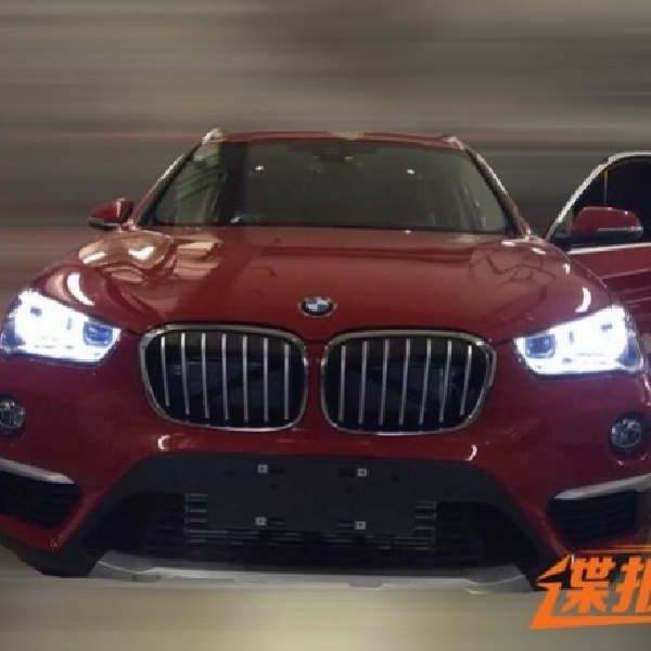 BMW X1 Versi Wheelbase Panjang Bakal Hadir di China