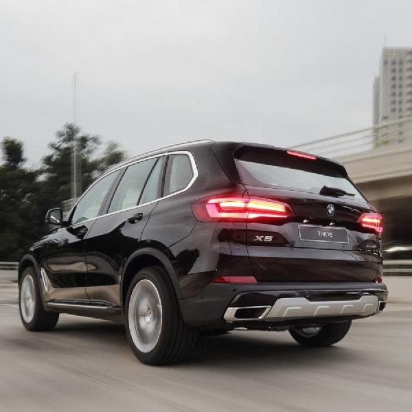 Awali Tahun 2021, BMW Indonesia Luncurkan 3 SAV Sekaligus