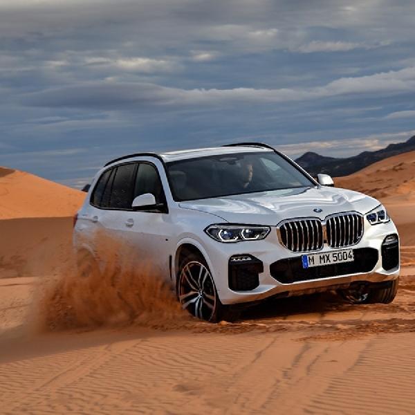 New BMW X5 2018 Generasi Keempat, Ini Fitur Unggulannya
