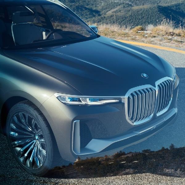 BMW Masih Berpikir Mengenai Desain X8