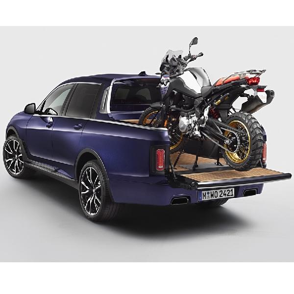 BMW X7 Pickup Dikembangkan oleh Siswa di Munich