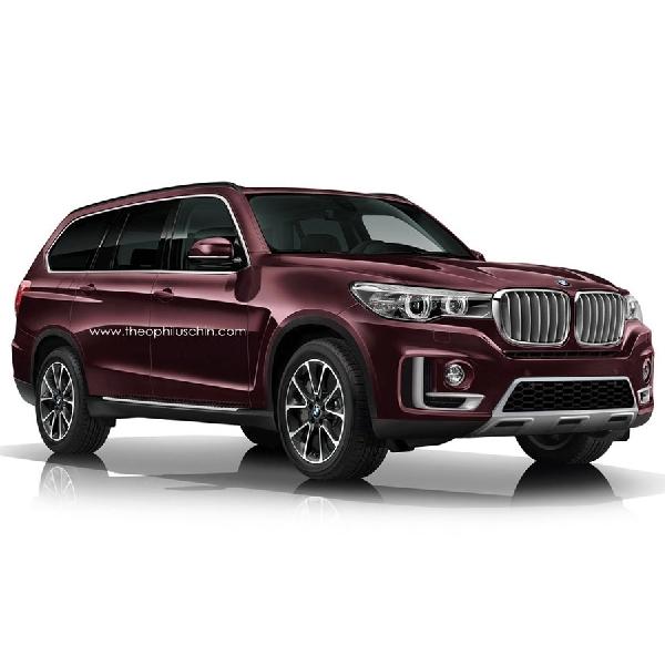 BMW Pertimbangkan X7 M