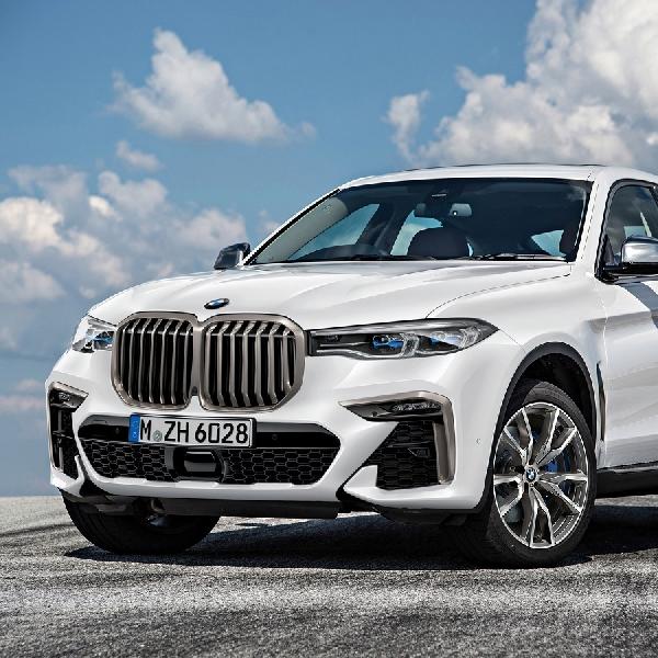 BMW X8 M Siap Diproduksi