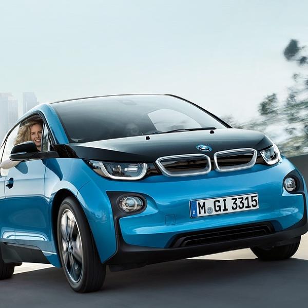 BMW i3 dengan Jarak 322 Km Akan Hadir
