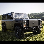 Prototype Pickup EV Bollinger B2 Meluncur Akhir September