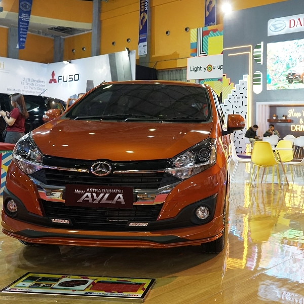 Tema Funtastic GenerasiON Dukung Partisipasi Astra Daihatsu di GIIAS Makassar 2019