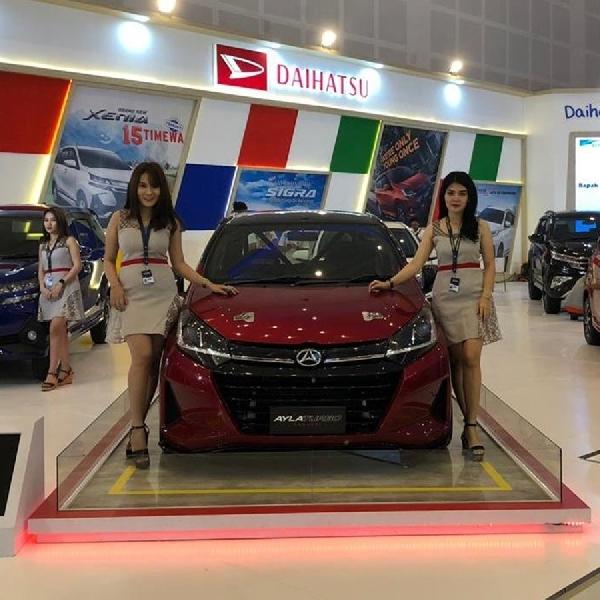 Daihatsu Hadir di GIIAS 2019 Surabaya
