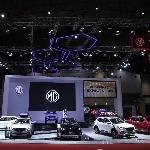 MG Motor Sukses Pikat Pengunjung di IIMS Hybrid 2021