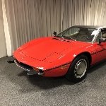 Bora, Supercar Mid-engine Pertama Maserati