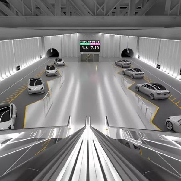 Boring Company Elon Musk Gabung Tesla Untuk Proyek Sistem Terowongan Modern Mutakhir