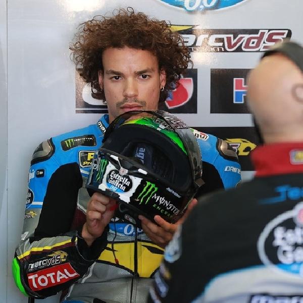 MotoGP: Bos Marc VDS Sanjung Franco Morbidelli Pebalap yang Bertalenta