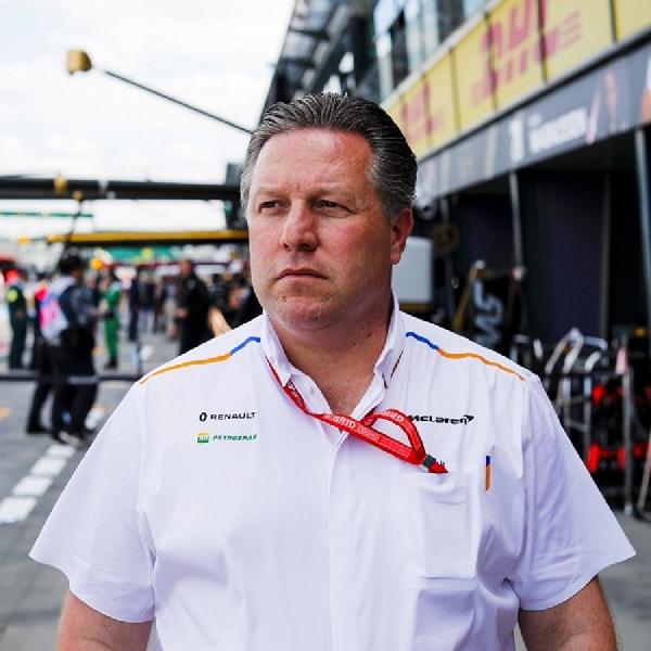 F1: Bos McLaren Dukung Balapan F1 di Eropa Tanpa Penonton