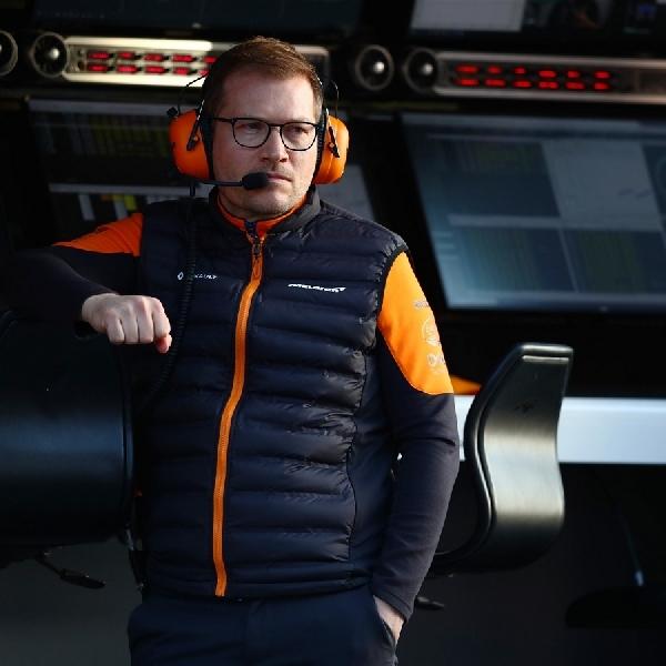 F1: Bos McLaren Sarankan Pihak Formula 1 Tidak Mengambil Keputusan Terburu-Buru