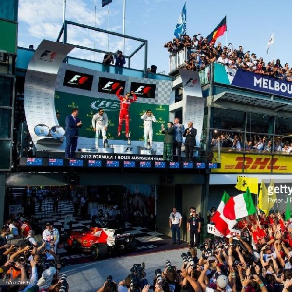 F1: Bos Mercedes Emosi Tim-nya di Pecundangi Oleh Ferrari