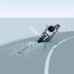 Bosch Siapkan Teknologi Anti Slip untuk Motor
