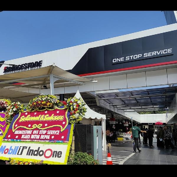Bridgestone Resmikan Jaringan One Stop Service di Depok