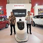 Simulator Honda Sensing Tampil Spesial di IIMS Surabaya 2019