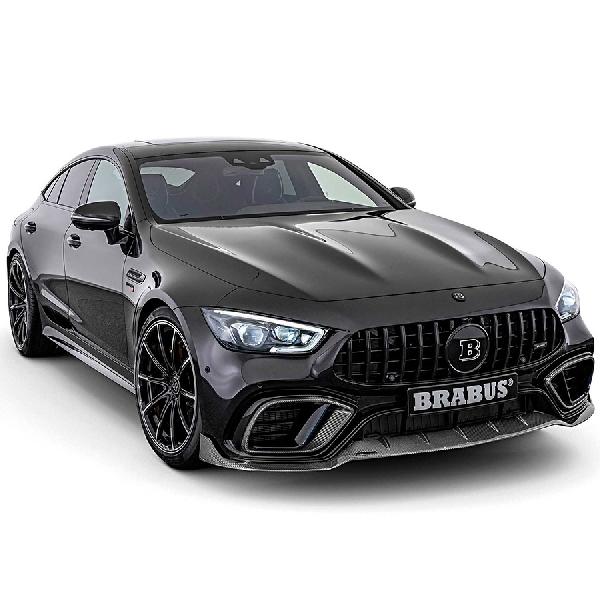 Brabus Modif Mercedes AMG GT 63 S4 Matic Bertenaga 800 hp dan Torsi 999 Nm