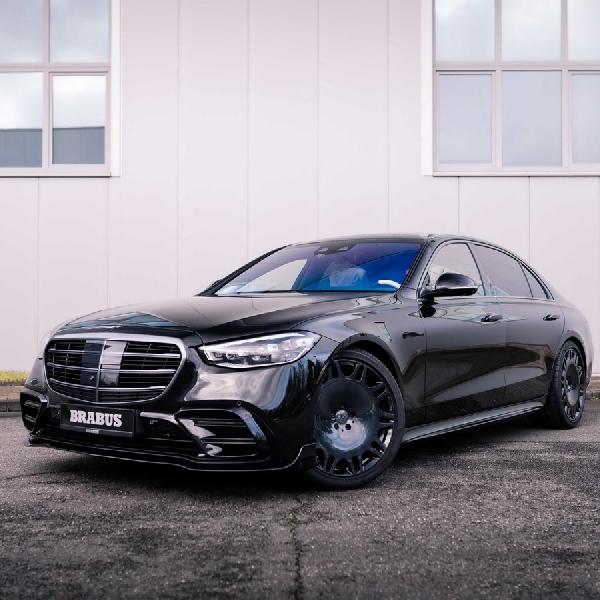 Brabus Hadirkan Mobil Baru Mercedes-Benz S-Class