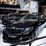 Brabus Banjiri Shanghai Auto Show