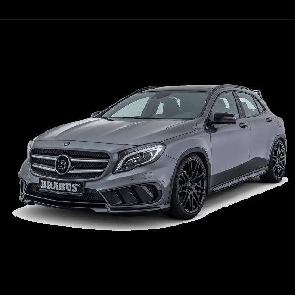 Brabus Tawarkan Paket Modifikasi untuk Mercedes-AMG GLA 220 CDI