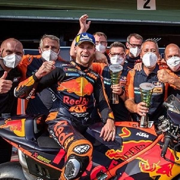 MotoGP: Brad Binder Ungkap KTM Tidak Dalam Situasi Buruk