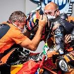 MotoGP: Brad Binder Sesalkan Hasil di MotoGP Sebagai Rookie