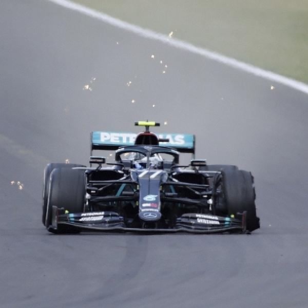 F1: Valtteri Bottas Perpanjang Kontrak di Mercedes Untuk Tahun 2021