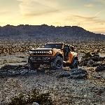 Ford Resmi Luncurkan Bronco, SUV Off Road Saingan Jeep