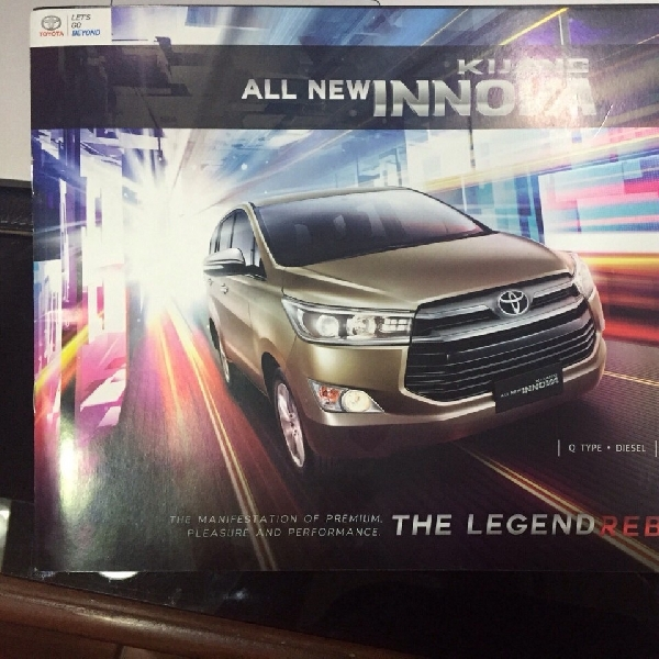 Kupas 10 Keunggulan Toyota Kijang All New Innova