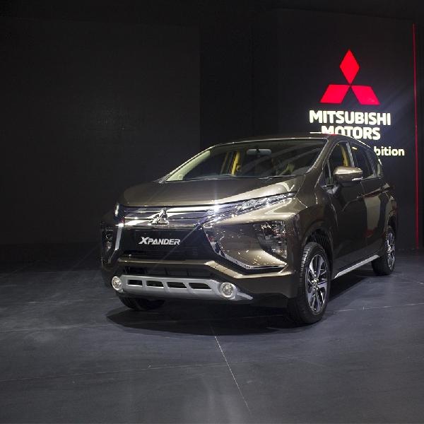 Pertahankan Popularitasnya, Mitsubishi Tambah Varian Xpander