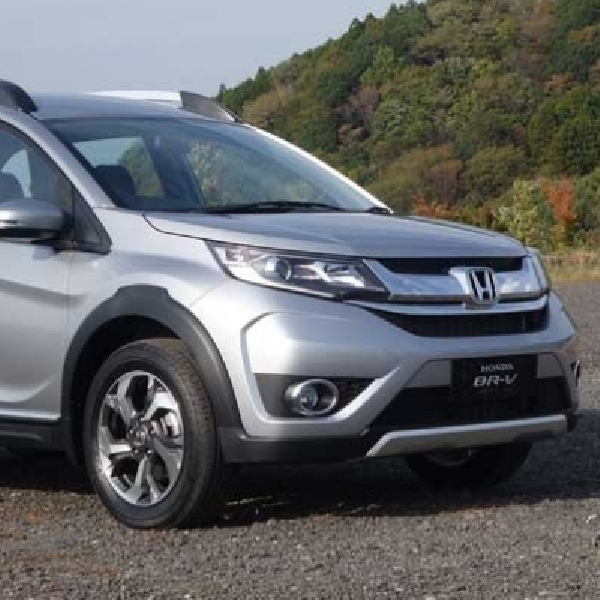 Honda Daratkan Honda BR-V dan Accord Facelift di India