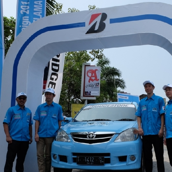 Bridgestone Gelar Kampanye Tahunan Tire Safety ke-9