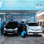 Kampanye Tahunan Keselamatan Ban Bridgestone Indonesia 2019 Lebih Dekat ke Masyarakat