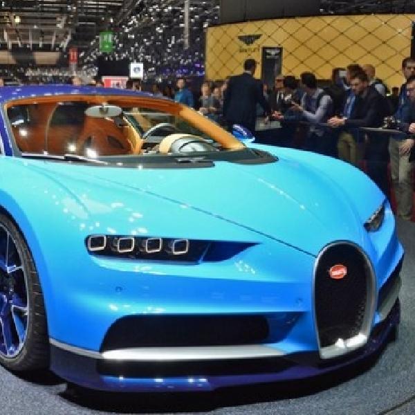 Bugatti Resmi Luncurkan Chiron dengan Harga 34 Milyar