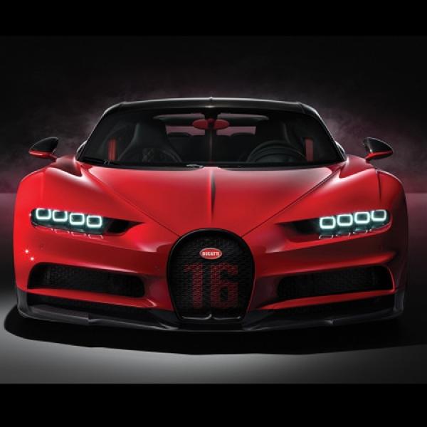 Bos Bugatti Tidak Tertarik Buktikan Kecepatan Chiron