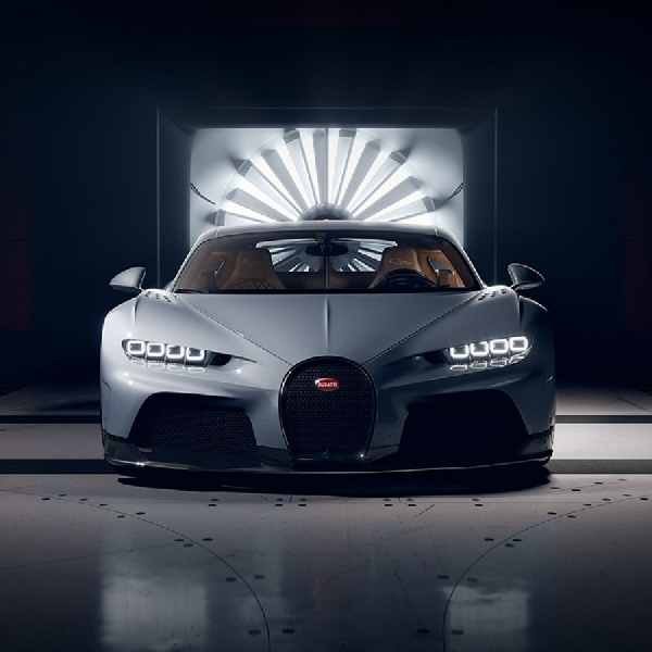 Bugatti Chiron Super Sport Ini Punya Performa Luar Biasa