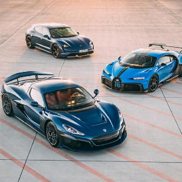 Bugatti dan Rimac Bergabung Untuk Bangun Perusahaan Hypercar Baru