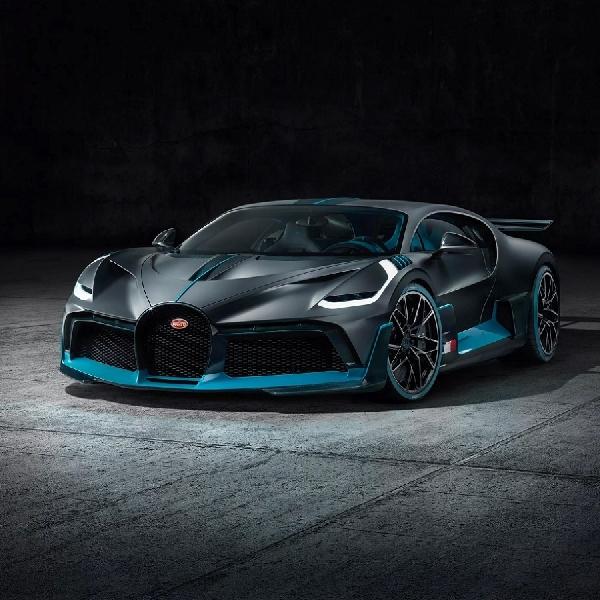 Bugatti Divo Resmi Hadir, Sudah Sold out 2 Tahun Lalu