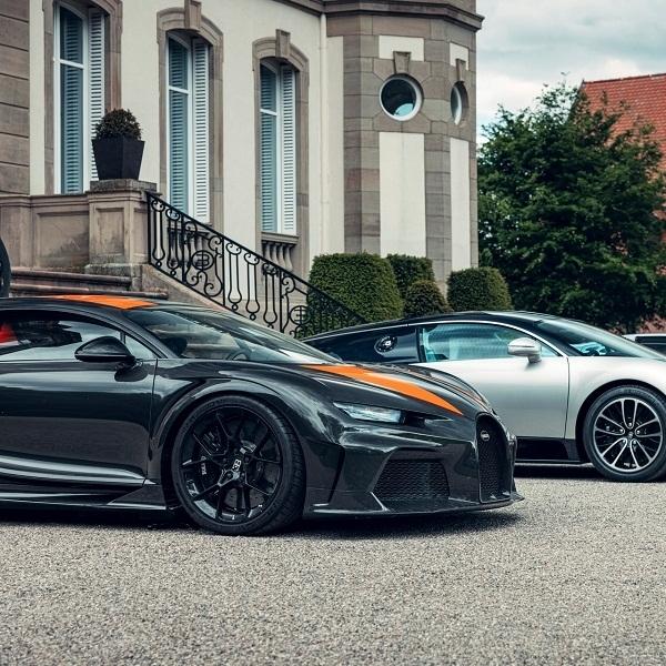 Bugatti EV Pertama Diklaim Hadir Akhir Dekade