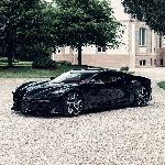 Bugatti Siap Kirim Satu-Satunya Hypercar La Voiture Noire Seharga Rp193 Miliar