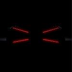 Model Baru Bugatti Terkuak Dengan Lampu Belakang Berbentuk X