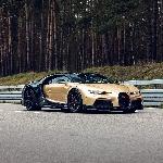 Bugatti Uji Chiron Super Sport Hingga Kecepatan Tertinggi 440 Km/Jam
