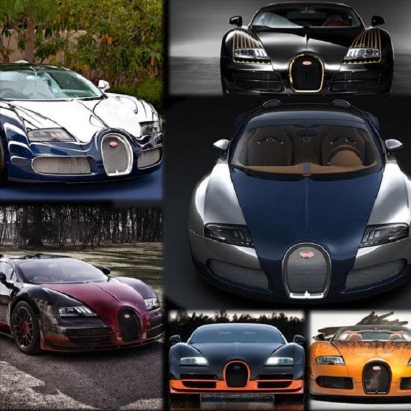 Inilah Delapan Edisi Spesial Bugatti Veyron Yang Menjadi Favorit