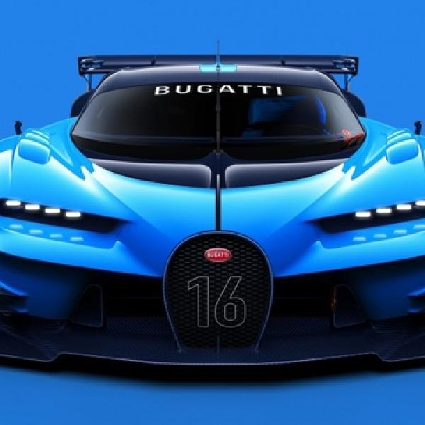 Bugatti Buka Pre Order Chiron untuk 100 Pembeli Pertama